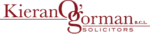 Kieran O'Gorman Solicitors logo